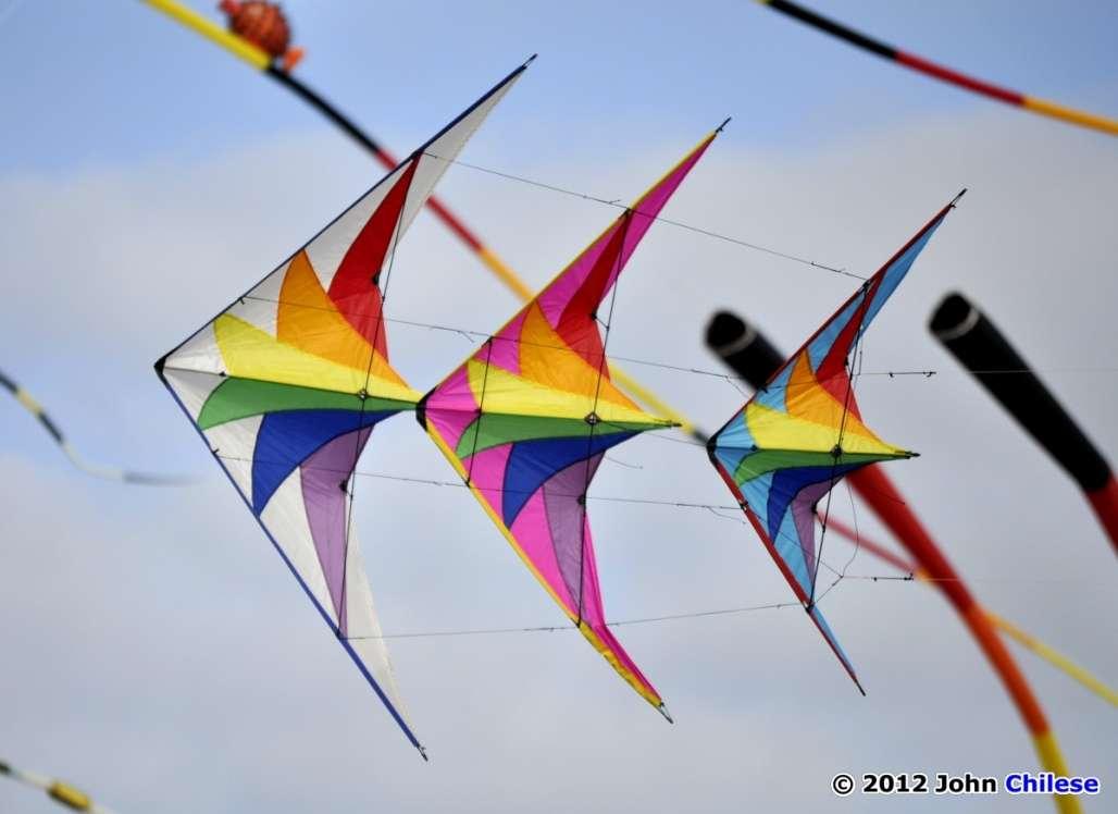 Dual Line | American Kitefliers Association (AKA)