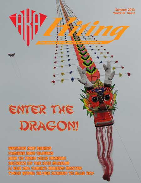 Kiting Magazine - Summer 2013
