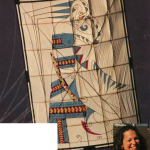 1998 Grand Champion:  Tanna Haynes - Lady of the Maori Sea
