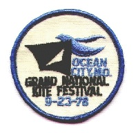 1978 AKA Convention logo - Ocean City MD