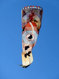 2013 People's Choice - Kite - Crow by Ron Bohart