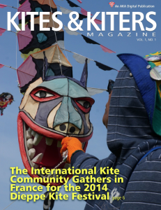 Kites & Kiters Cover
