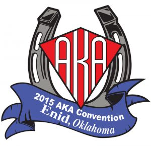 2015 AKA Convention Logo