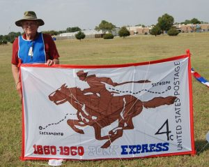 2015 Special Recognition - William Shumacher - Pony Express
