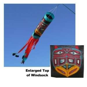 Eagle Windsock